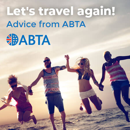 Travel again advice ABTA