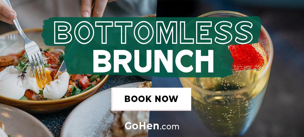 bottomless brunch GoHen