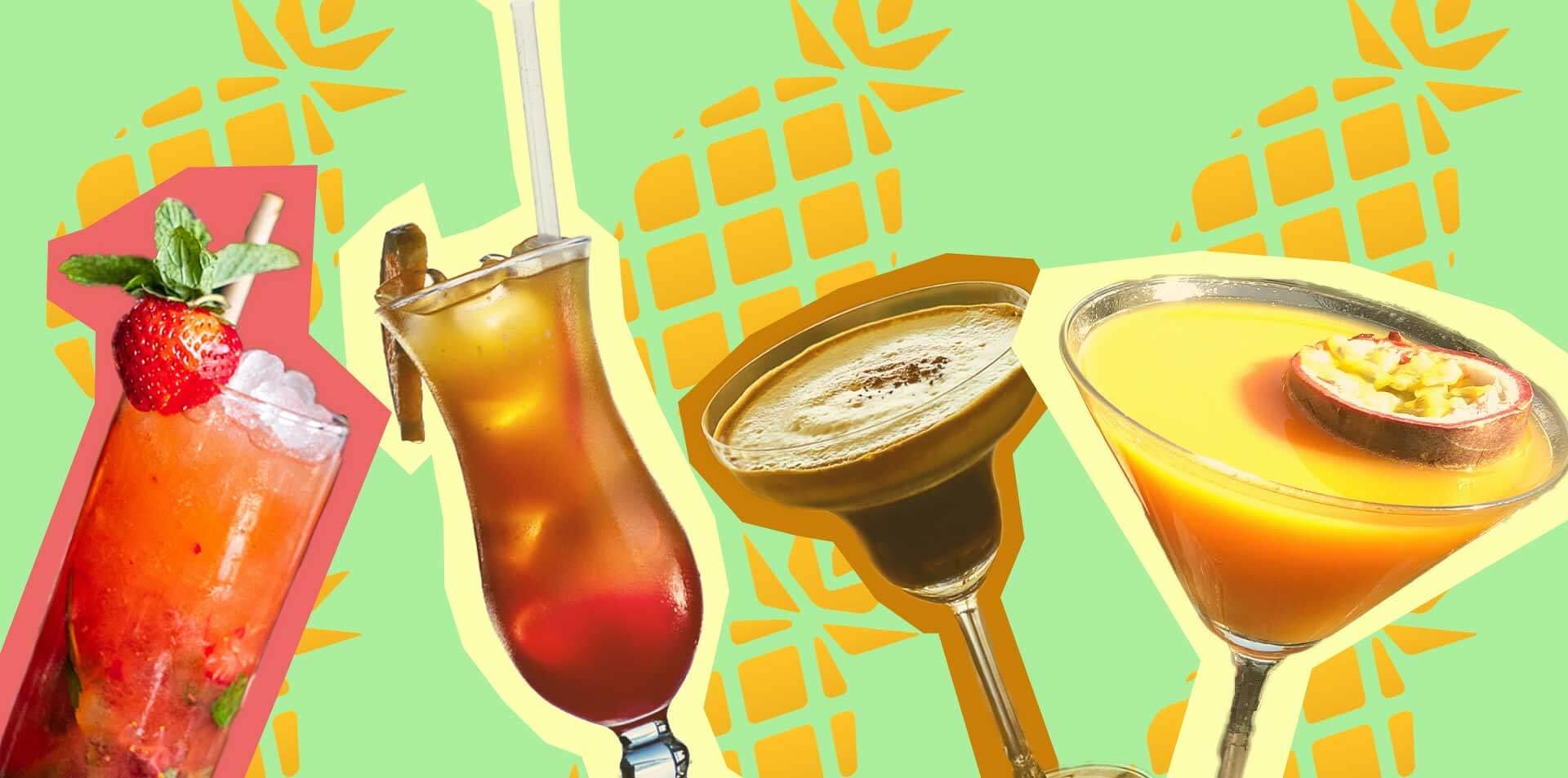cocktails - vodka