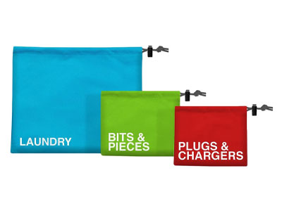 Travel pouches