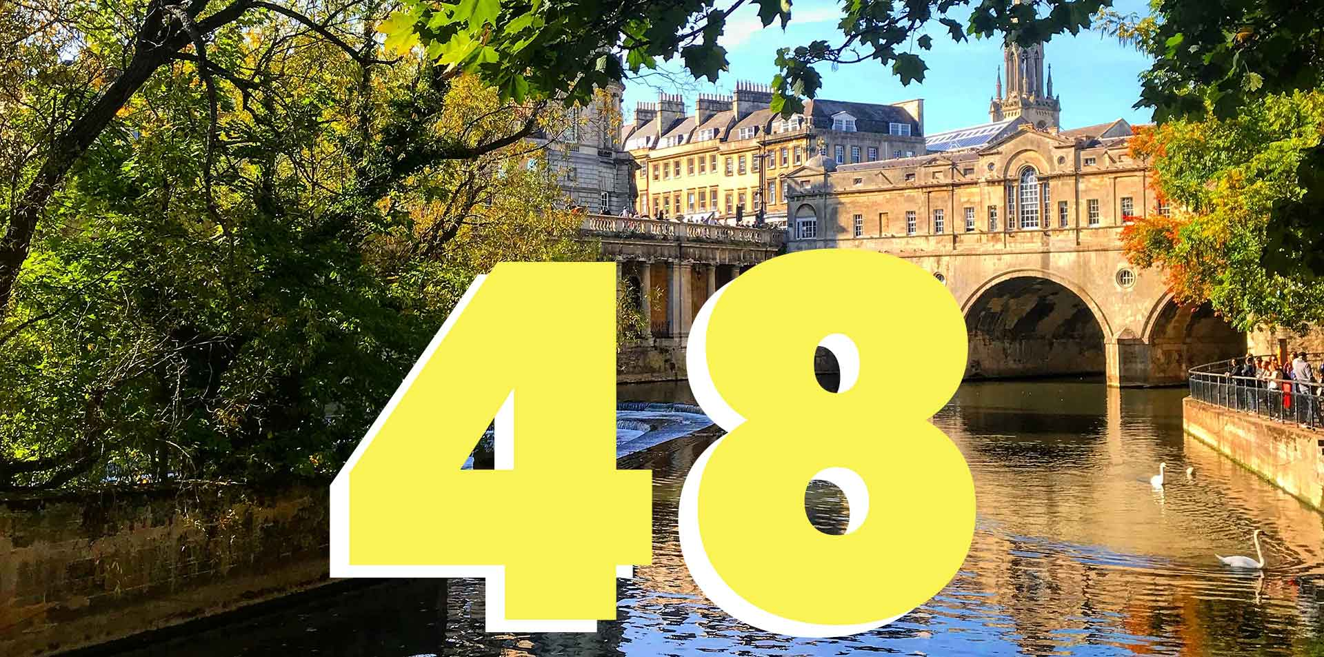 Series: Forty-Eight Hours Partying in… Bath