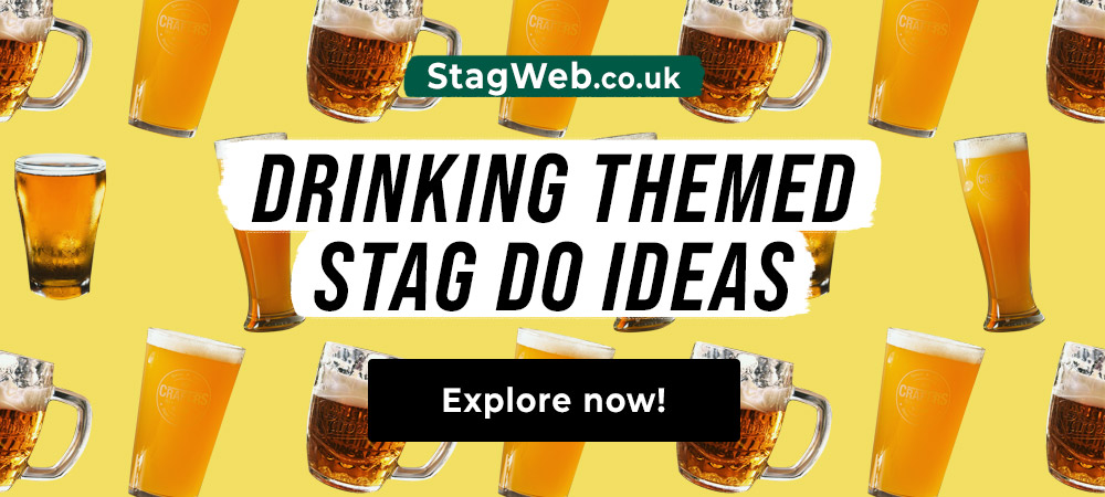 stagweb drinking stag dos