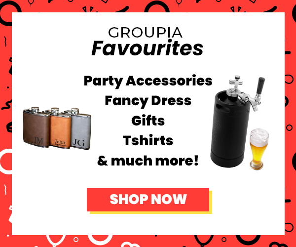 Groupia Recommends