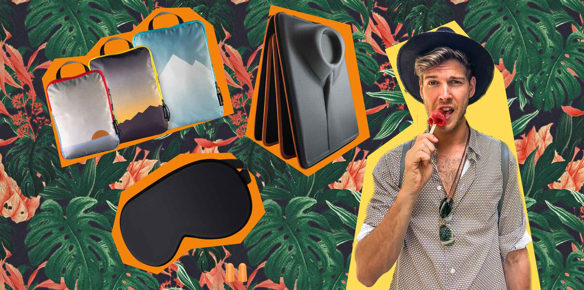 The 18 Must-Have Travel Gadgets for 2021!