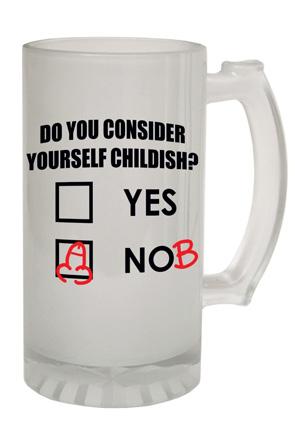 Childish Pint