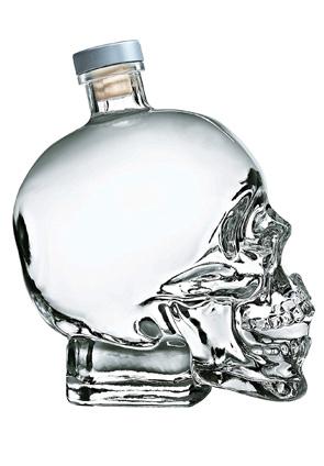 Crystal Head Vodka - Dan Aykroyd