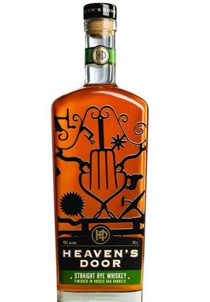 Heaven's Door Whiskey - Bob Dylan