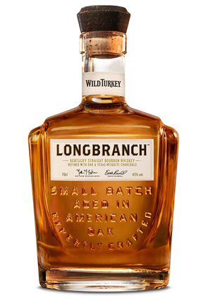 Wild Turkey Longbranch Bourbon - Matthew McConaughey